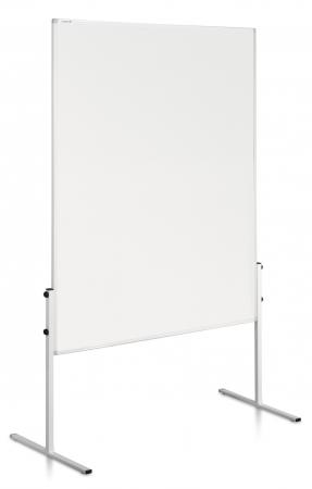 Legamaster Moderationswand ECONOMY starr, kartonk. weiß 150x1 20 cm