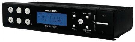 Grundig DKR 700 DAB+ - Küchenradio - schwarz