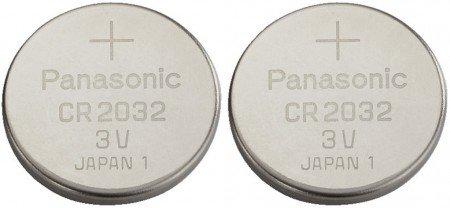 MONACOR CR-2032 Lithium-Batterien-Serie