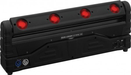 IMG STAGELINE BEAM-4/RGBW LED-Beam-Moving-Bar, RGBW