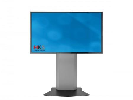 HKS Displaystaender VST-D 120 m. Stellfuessen max. Hub bis 650mm Tragkraft bis 120kg motorisch