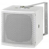 MONACOR ESP-305/WS ELA-Miniatur-Lautsprecherbox