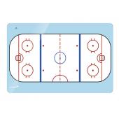 Legamaster Whiteboard ACCENTS Eis-Hockeyfeld 40x60 cm