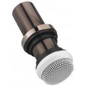 MONACOR ECM-10/WS Phantom-Einbaumikrofon