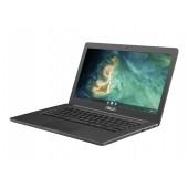 ASUS Chromebook C403NA FQ0045 - 180° Scharnier - Celeron N3350 / 1.1 GHz - Chrome OS - 4 GB RAM -