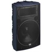IMG STAGELINE PAB-515/BL Profi-PA-Lautsprecherbox, 300W, 8O