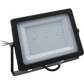 MONACOR LDFS-100/WS LED-Flutlichtstrahler ~230V/100W, 8300 lm, IP65