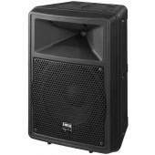 IMG STAGELINE PAK-108MK2 Aktive DJ- und Power-Lautsprecherbox, 75W