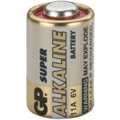 MONACOR GP-11A Alkaline-Batterie