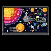 BenQ RP8601K - 86'' LCD-Touchdisplay - UHD 4K/Ultra-HD - 400 cd/m² - 1200:1