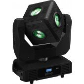 IMG STAGELINE CUBE-630/RGBW LED-Beam-Moving-Head