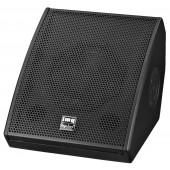 IMG STAGELINE PAK-308M/SW Aktive Universal-PA-Lautsprecherbox mit DSP, 370W