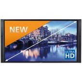 "Legamaster e-Screen XTX-5500UHD - 55"" Touch-Display - black"