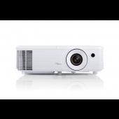 Optoma HD27 3200ANSI Lumen DLP 1080p (1920x1080) 3D Smart-Projektor Weiß