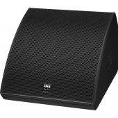 IMG STAGELINE PAK-312M/SW Aktive Universal-PA-Lautsprecherbox mit DSP, 370W