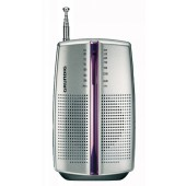 Grundig City 31 Chrome PR3201 - Portables UKW-Radio