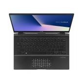 ASUS ZenBook Flip 14 UX463FL-AI025R - Flip-Design - Core i7 10510U / 1.8 GHz - Win 10 Pro 64-Bit -