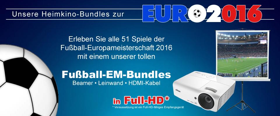 Fu�ball-EM-Bundles
