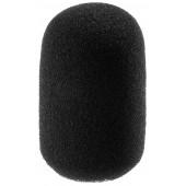 MONACOR WS-100/SW Mikrofon-Windschutz
