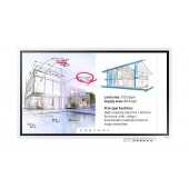 "Samsung Flip 2 WM55R - 138 cm (55"") Klasse WMR Series LED-Display - interaktiv - mit Touchscreen"
