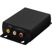 MONACOR HDRCA-100CON HDMI™/Composite-Konverter