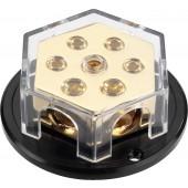 MONACOR CPD-6G 4-fach-Verteiler