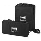 IMG STAGELINE C-RAY/8BAG Boxen-Schutzhüllen-Set