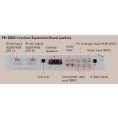 Schnittstellenboard PN-ZB02 für Sharp PN-V601