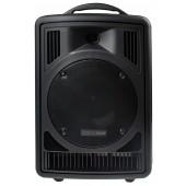 Monacor TXA-800CD - Portables Verstärkersystem