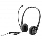HP Headset - On-Ear - kabelgebunden - Black Jack