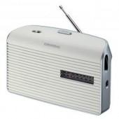 Grundig Music 60 - Portables Radio - weiß/silber