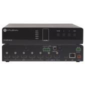 Atlona AT-UHD-SW-52 - HDMI-Switcher 5x2 analog/digital Audio - 2xHDMI-Out